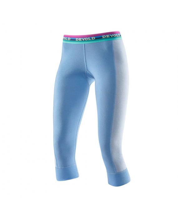 HIKING WOMAN 3/4 LONG JOHNS - DEVOLD
