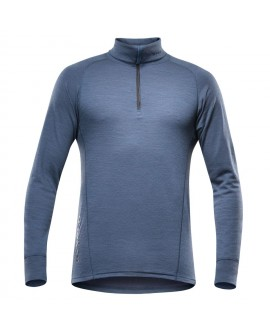 DUO ACTIVE MAN ZIP NECK DEVOLD