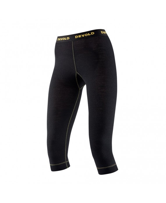 WOOL MESH WOMAN 3/4 LONG JOHNS DEVOLD