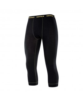 WOOL MESH MAN 3/4 LONG JOHNS DEVOLD