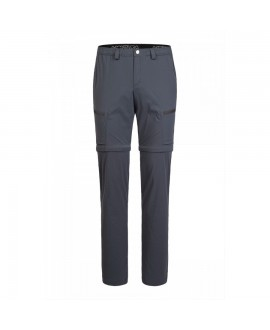 TRAVEL TIME ZIP-OFF PANTS - MONTURA